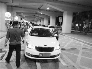 海口无证开网约车最高罚3万 5000余司机没考过